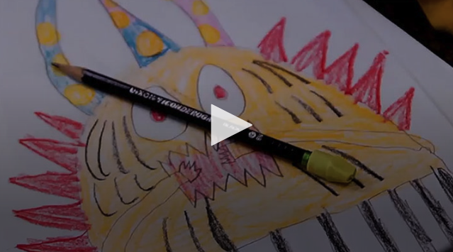 VIDEO:Monster Match: Using Art To Improve Writing