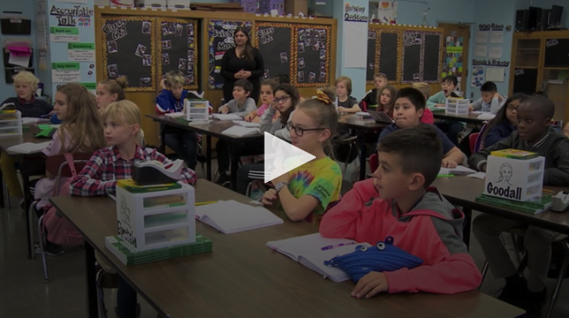 VIDEO: Use Posters to Encourage Collaborative Thinking