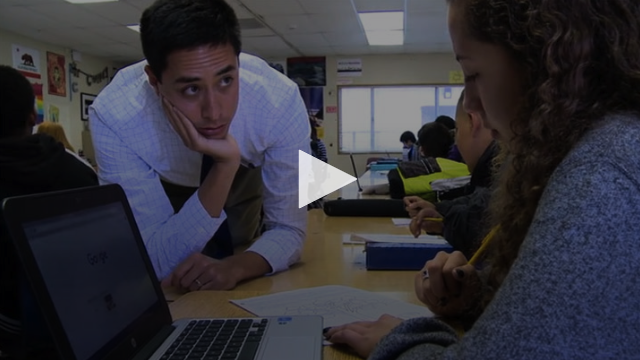 VIDEO:Encouraging Students to Take Action