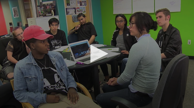 VIDEO: Preparing Youth for Civics & Politics in the Digital Age