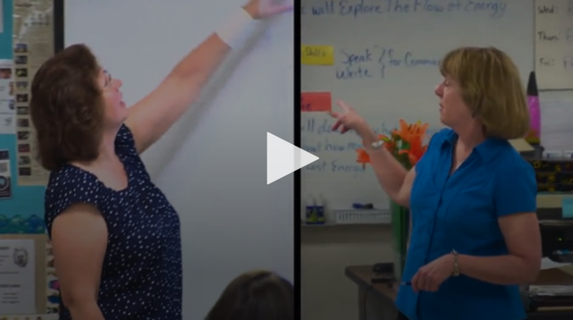 VIDEO:Improving Practice: Collaboration & Mentoring
