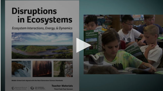 VIDEO: Ecosystems: An NGSS-Designed Unit