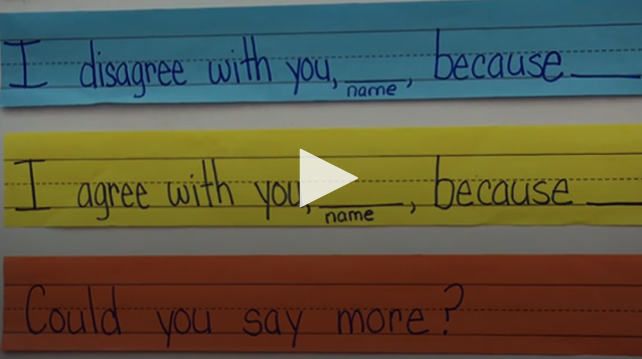 VIDEO:Engaging in Productive Struggle: Number Talks