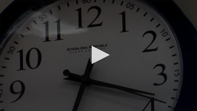 VIDEO:Time on Count: Seconds Count