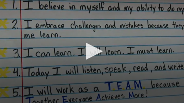 VIDEO: Ready to Learn: Creating a Positive Classroom Culture