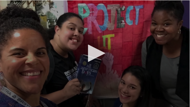 VIDEO: Project Lit Bronx: Changing the Culture of Reading