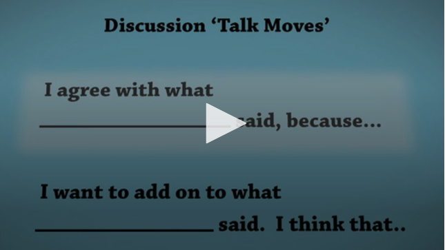 Talk Moves in Academic Discussions