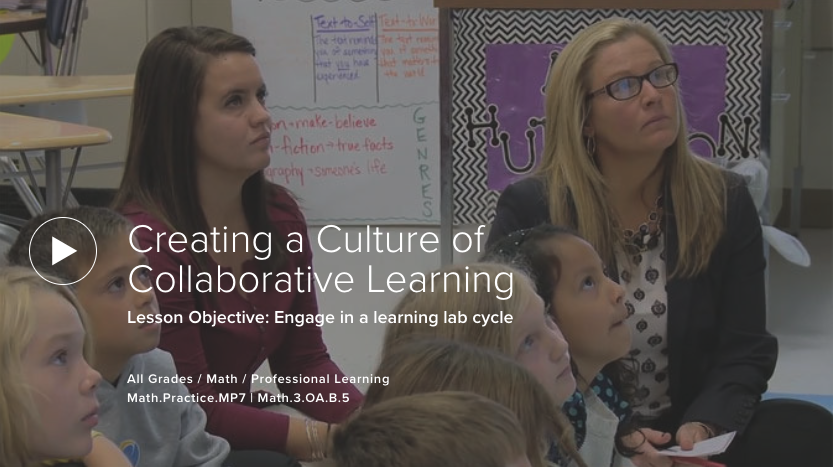Creating a Culture of Collaborative Learning