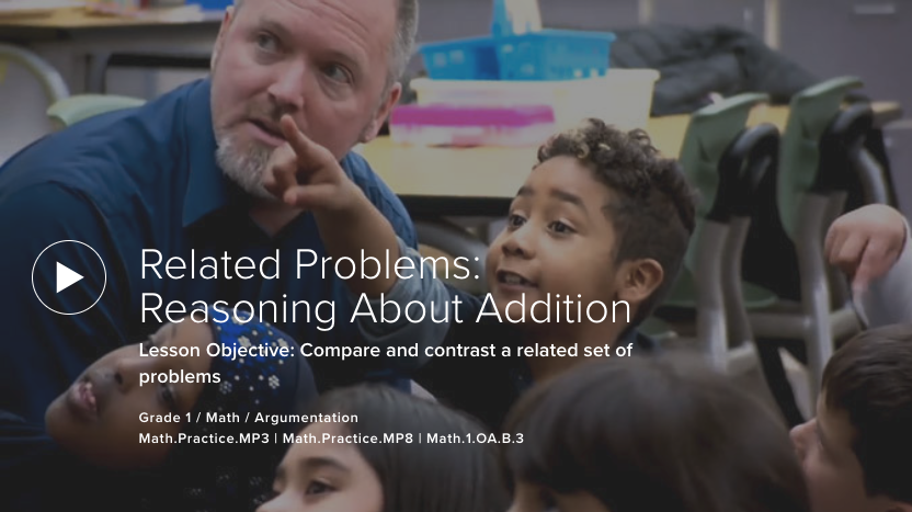 Related Problems: Reasoning About Addition