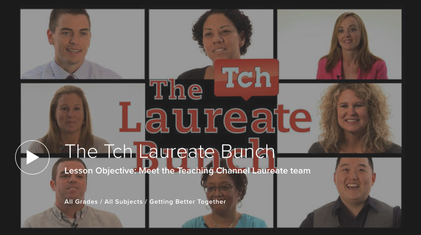 The Tch Laureate Bunch