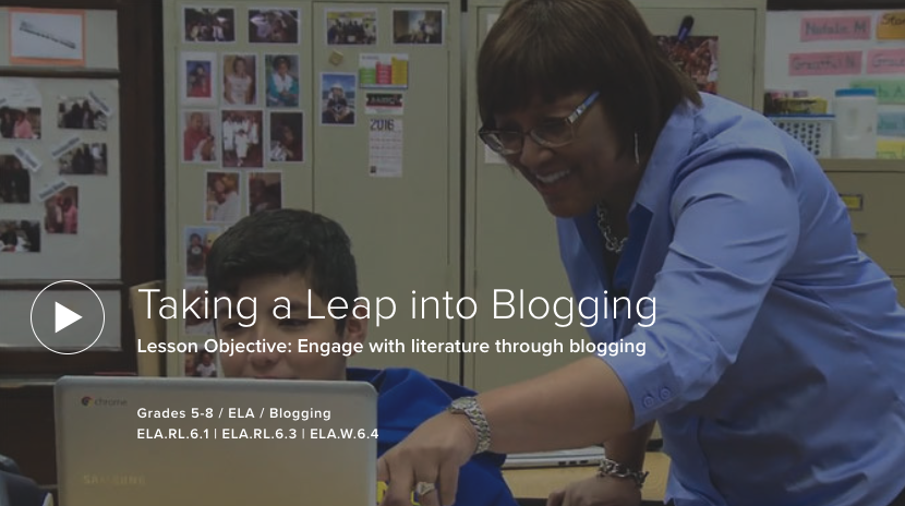 Taking a Leap into Blogging