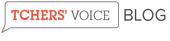 2Listing Tchers Voice Logo